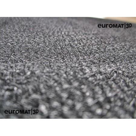 Текстильные 3D коврики Euromat3D Lux в салон для Nissan X-Trail (T32) (2015-) № EM3D-003724